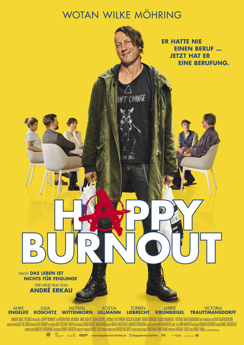 Happy Burnout Berlin